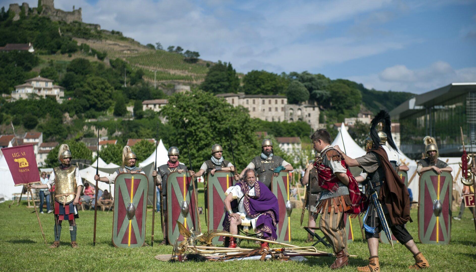 Les journées Gallo-Romaines
