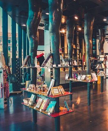 Boutique de l'Office de tourisme de Vienne (38)