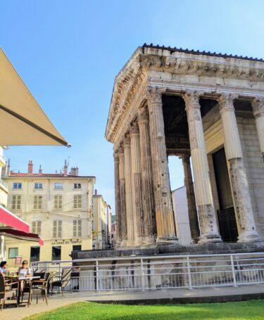 Temple d'Auguste et Livie
