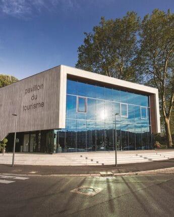 Pavillon du tourisme © Didier Jungers 04 74 88 66 88