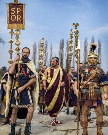 Journées gallo-romaine au musée de Saint-Romain-en-Gal