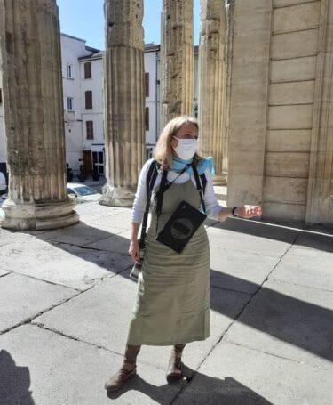 Visite guidée Femmes antiques Vienne 38