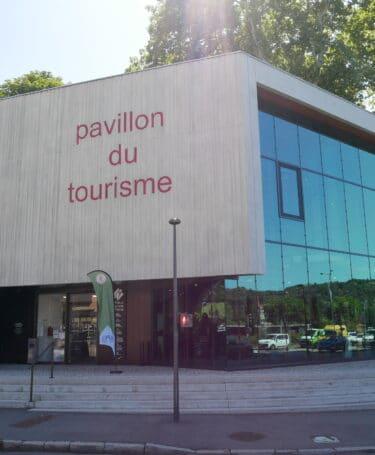 Pavillon tourisme Vienne